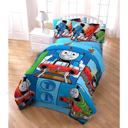 thomas the tank engine 4 piece twin bed set comforter ebay