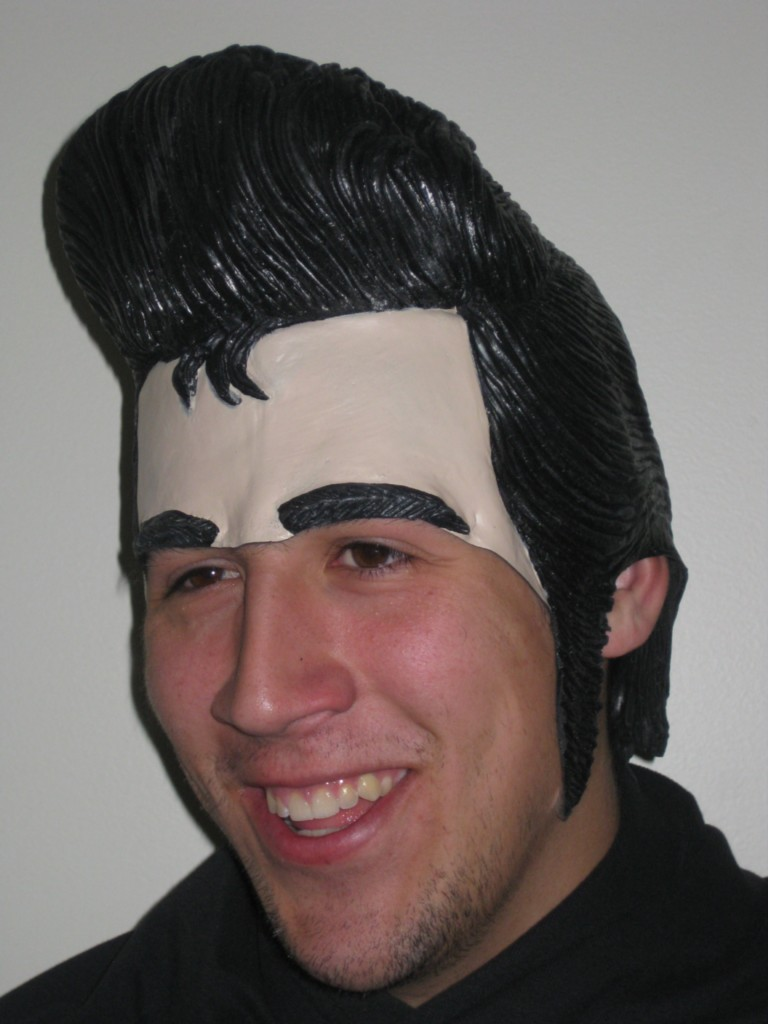 Elvis Costumes Wig And Ches Hair 44
