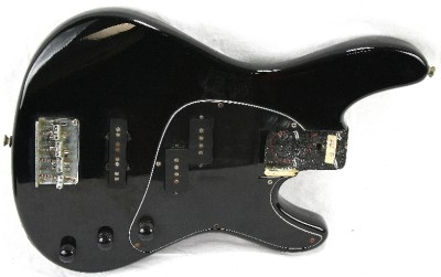 Ibanez TR-70 TR70 4 String Electric Bass Guitar Body Loaded w ...