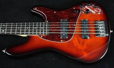 1997 Ibanez TR-505-VB TR Series Expressionist 5 String Electric ...