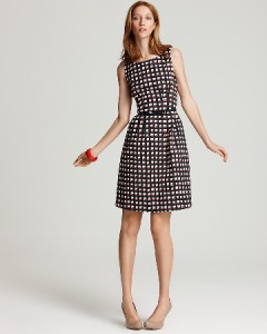 AUTH NEW $355 Kate Spade Morning Glory All Aboard Sonja Dress 0/10