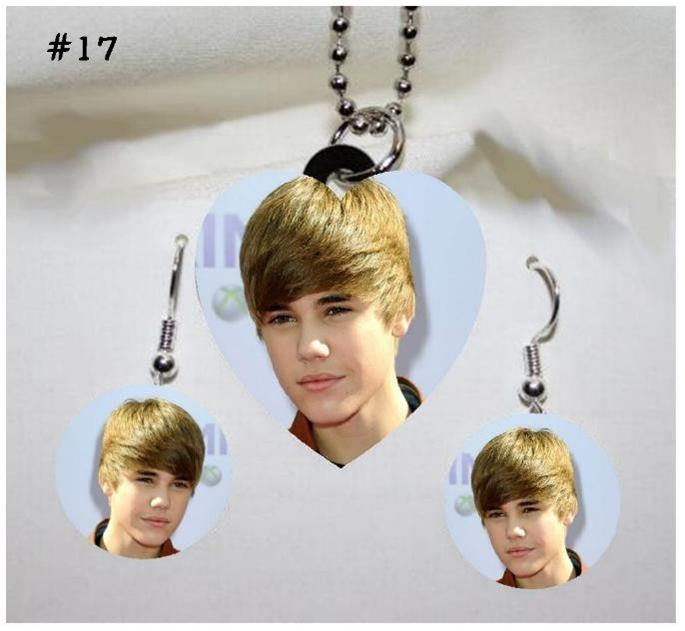 justin bieber earrings. Justin Bieber
