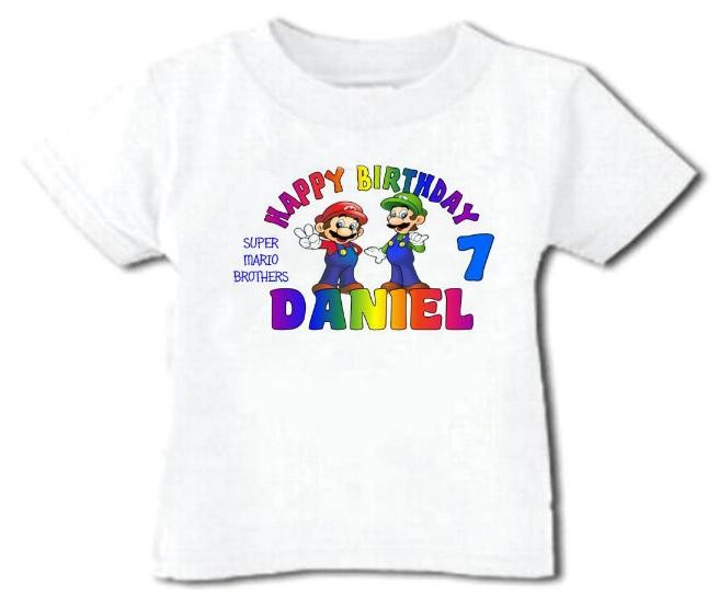MARIO-BROTHERS-BIRTHDAY-T-SHIRT-Personalized-Any-Name-Age-Toddler-to-Adult