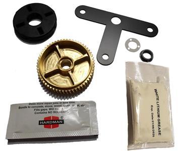 2000l 2004 corvette brass headlight motor repair gear w for Corvette headlight motor rebuild