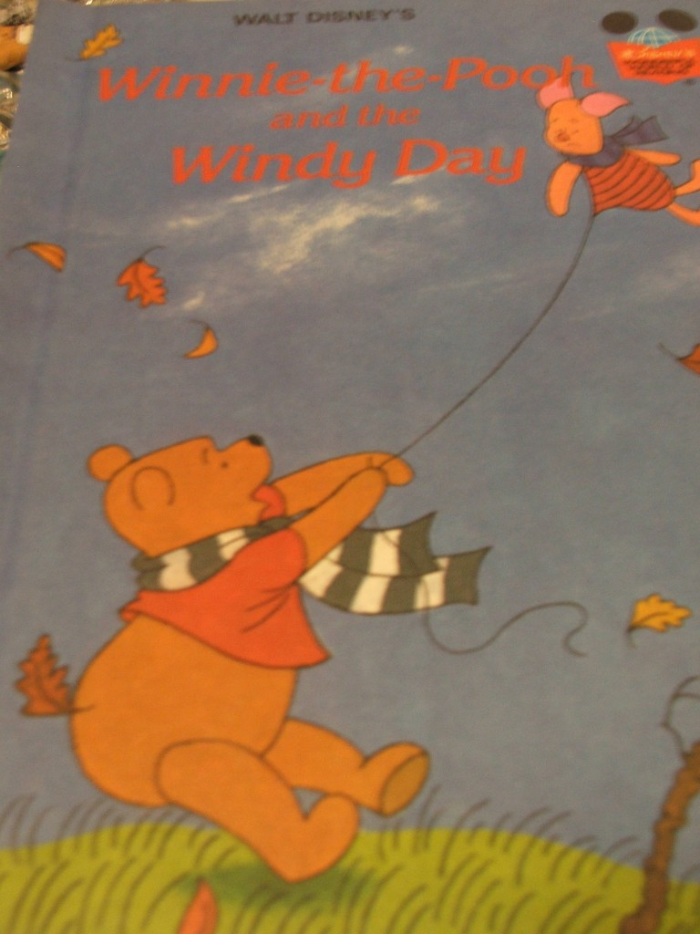 windy day This week's book of the week was the windy day by anna milbourne come for a breathtaking walk on a blustery day and find out all about the wind.