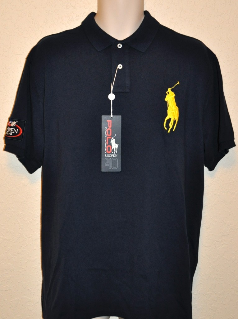 Mens ralph lauren us open polo shirt cheap male models for Us polo shirts for mens