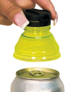 12 Snap On Bottle Top Caps Reseal Your Drink Soda Coke