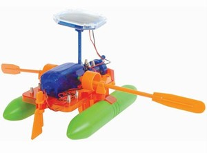 NEW-Solar-Powered-Rowing-Boat-Junior-Experimenters-Kit