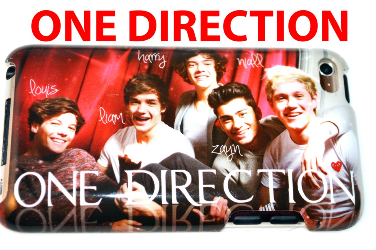 One Direction Names ONE DIRECTION RED IPOD...