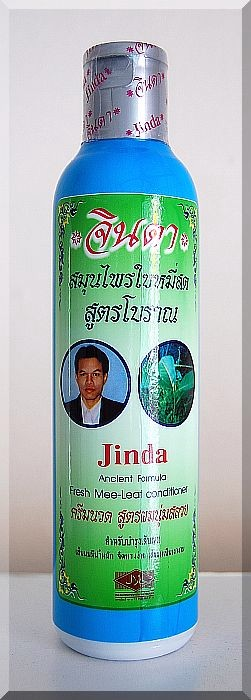 Jinda premium quality herbal conditioners direct from Thailand