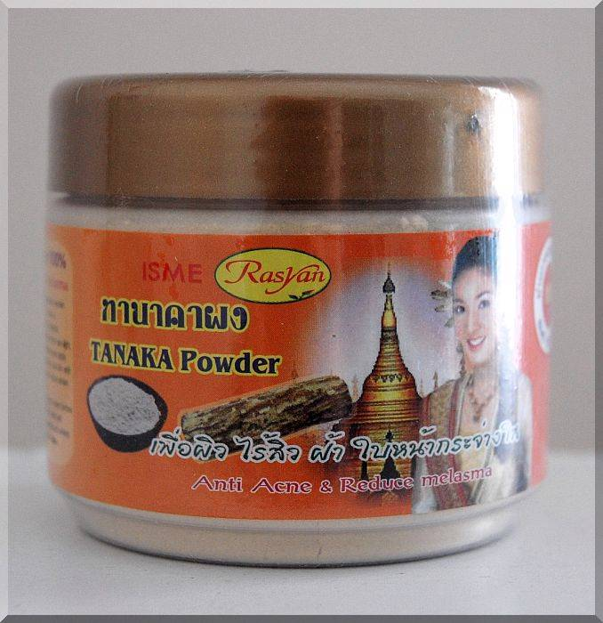 Isme face and body scrub powders and masks 7 formulas