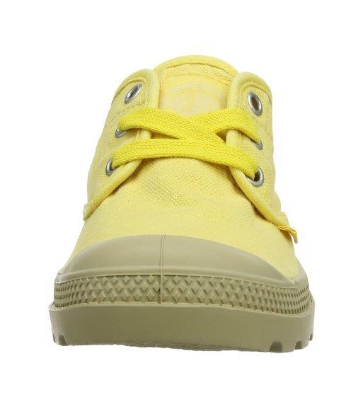 Model Palladium Women39s Pallabrouse Boots  Lemon Yellow Clothing  TheHut