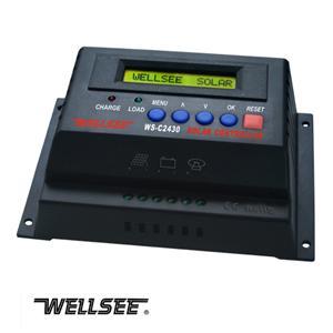 Наша компания предлагает: Контроллер заряда WS-C2430.  Батареи солнечные, в широком ассортименте.  Страна.