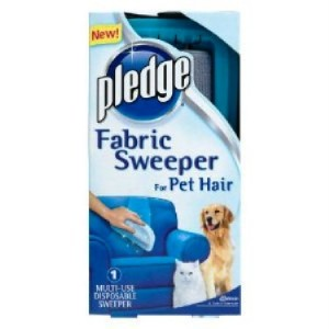 1 pledge pet hair remover dog cat fabric sweeper ebay. Black Bedroom Furniture Sets. Home Design Ideas