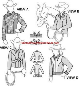 Horse Show Patterns
