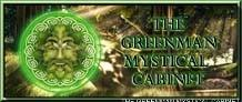 The GreenMan Mystical Cabinet