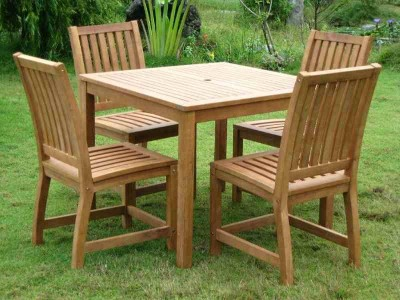 black slate garden bench 1600mm aico furniture