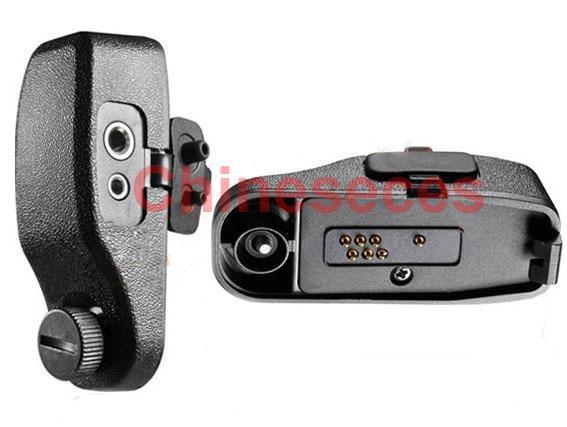Headset Adapter For Motorola Mototrbo Xpr6350 Dp3601 Manual Guide