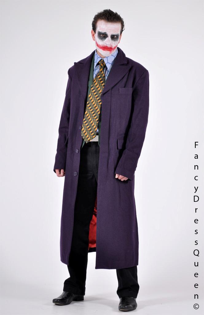 Joker Costume 1