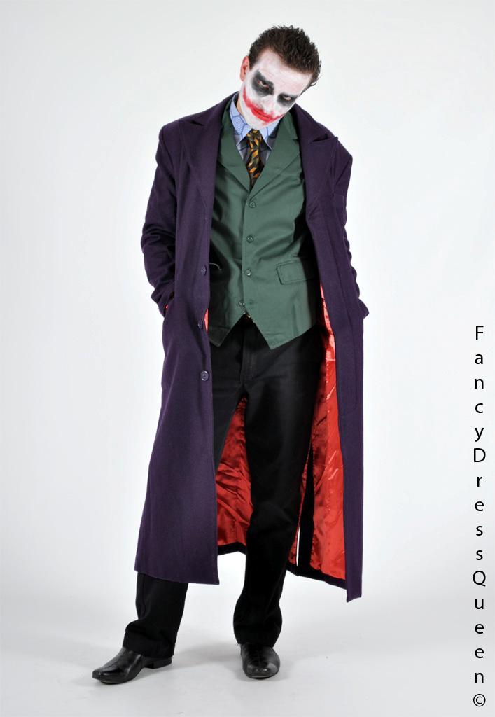 Joker Costume 2