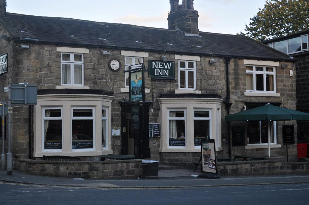 The new inn pub in far headingley