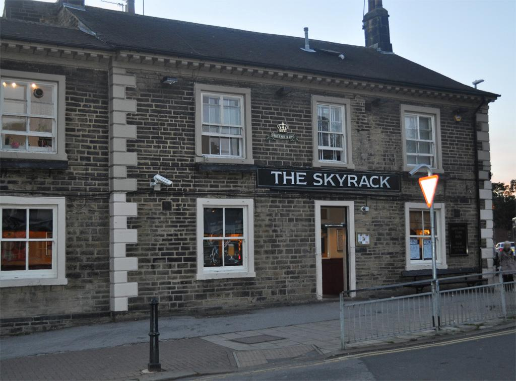 The Skyrack pub in central Headingley
