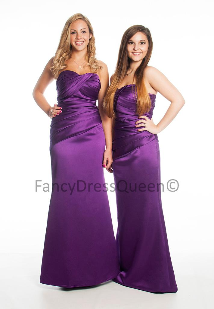Cadbury Purple Childrens Bridesmaid Dresses Uk - Expensive Wedding ...