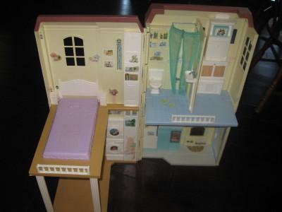 Barbie Happy Family Smart House