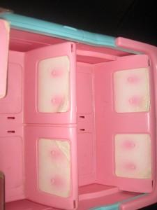 barbie 57 chevy bel air car furniture