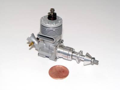 Rare Mini Dooling 06 10cc Glow Model Engine New