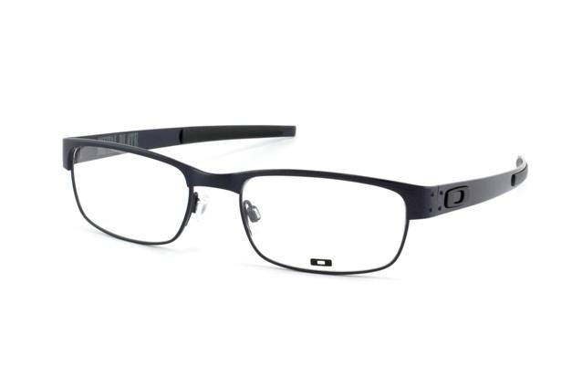 oakley metal plate 22 239 eyeglasses polished midnight ebay