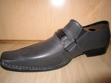 guess marciano dress shoes loafers seiko charcoal mens ebay