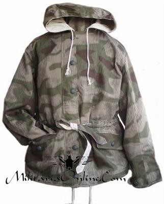 WW2-German-Water-Tan-Winter-Reversible-Parka-S-XXL-UK-Stock