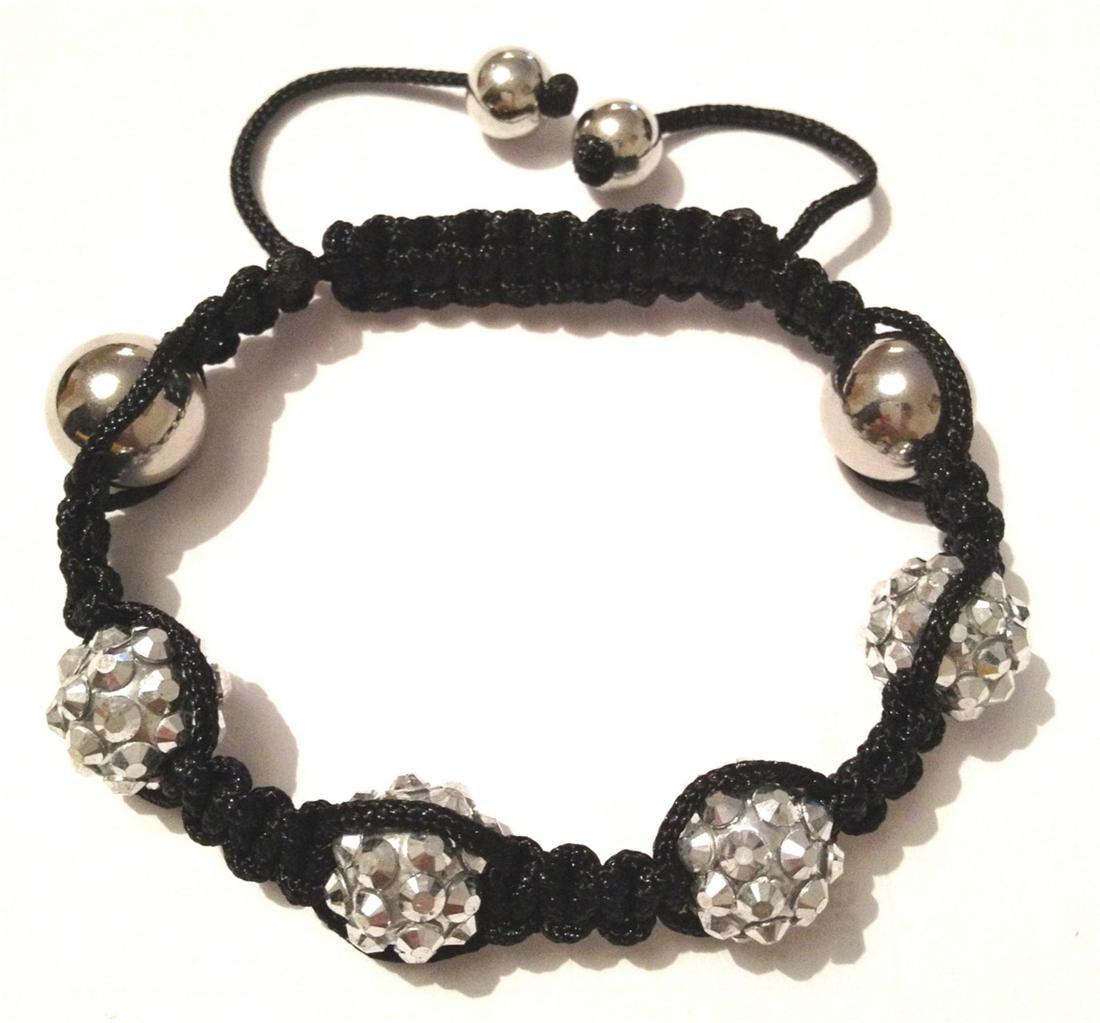 Paris Shamballa Bracelets Disco Kids Uk
