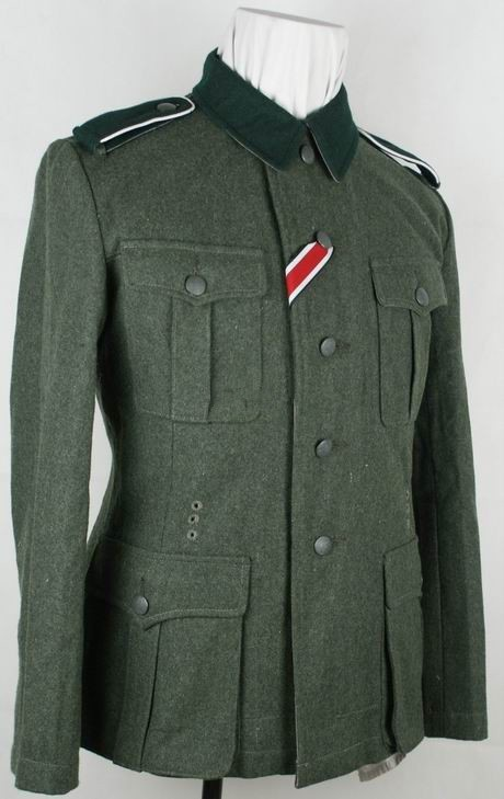 WW2-German-M36-Field-Tunic-Unform-Including-Trousers-S-M-L-XL-XXL-XXXL