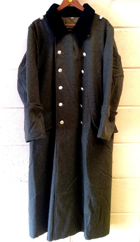 WW2-German-Heer-M36-Field-Green-Wool-Greatcoat