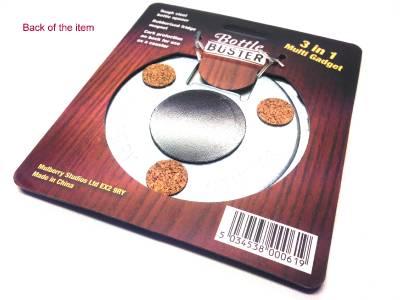personalised name 3 in 1 bottle opener coaster fridge magnet open titles ebay. Black Bedroom Furniture Sets. Home Design Ideas