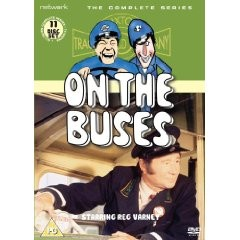 ON-THE-BUSES-COMPLETE-DVD-SERIES-1-2-3-4-5-6-7-NEW-SEALED-FREE-POSTAGE