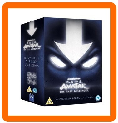 AVATAR-THE-LAST-AIRBENDER-COMPLETE-BOOK-1-2-3-DVD-COLLECTION-BRAND-NEW