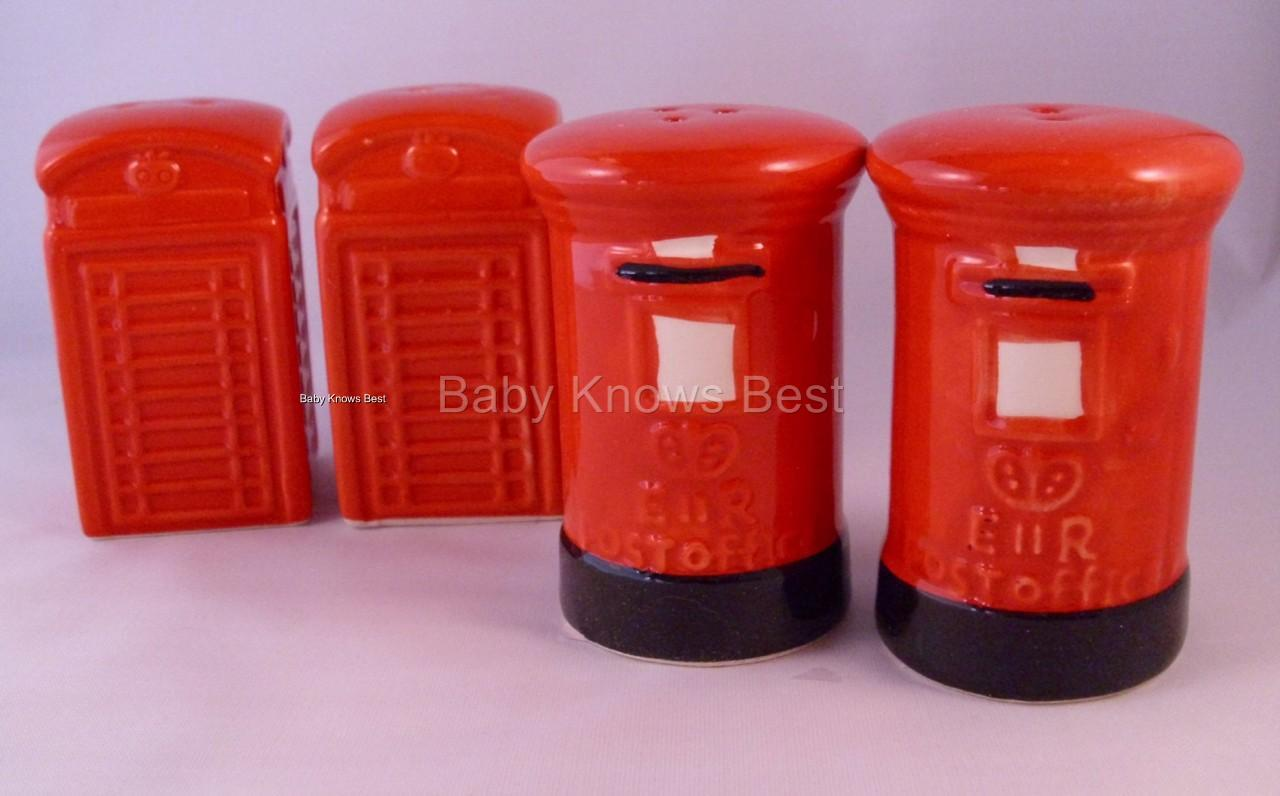 Traditional-British-Telephone-Box-Post-Box-Cruet-Set