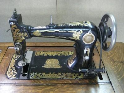 brunswick sewing machine