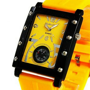 ' Montres Carlo ' Collections Men's Fashion Wrist Watch