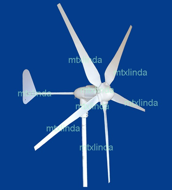 GIGU-Wind-Turbine-Generator-Kit-1-5-KW-Max-12-24-48V-Alternator-1-2KW-Rated-NEW