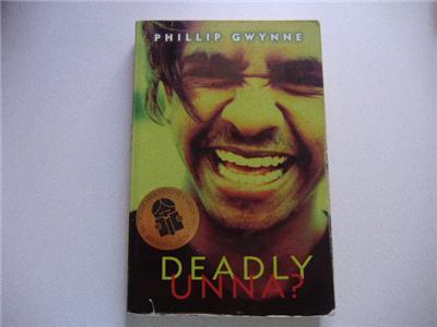 deadly unna essay dumby red How does blacky's identity change with the death of dumby red the novel  deadly unna by phillip gwyne, addresses many issues including racism and.