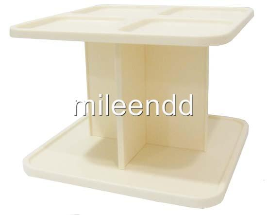 TUPPERWARE-MODULAR-MATES-REVOLVING-CAROUSEL-SPICE-RACK