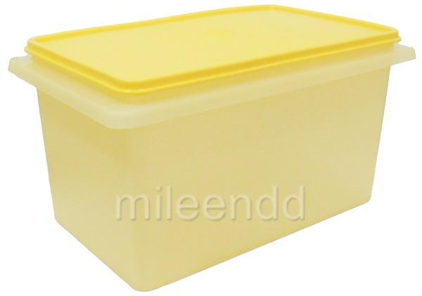 TUPPERWARE-6L-MULTI-STORER-STORAGE-RECTANGLE-CONTAINER