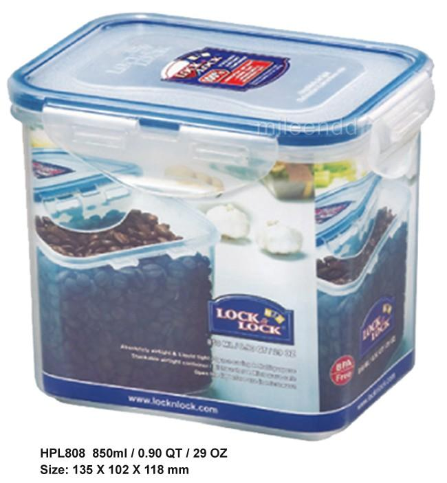 LOCK-LOCK-850ML-RECTANGULAR-TALL-AIR-TIGHT-CONTAINER
