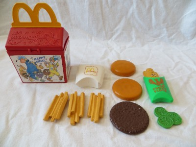 Mcdonalds Meals Mcdonald's Happy Meal Fries
