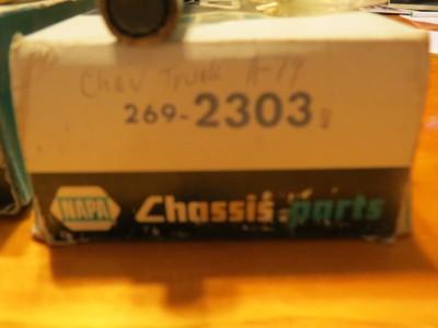 Napa 1971 1972 1973 1974 Chevrolet GMC Trucks Ball Joint Set 268 2303 New Part