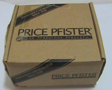 Price Pfister Oil Rubbed Bronze Lever / Handle Kit SGL MOBZ